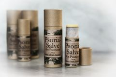 Psoria-Salve Eco-friendly large push up tube