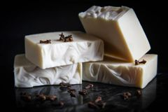 Organic Clove Essential Oil Soap