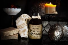 Ancient Bath Milk, 8 oz Vegan Blend