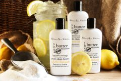 Electric Lemonade Shea Butter Lotion 4.75 oz, Vegan
