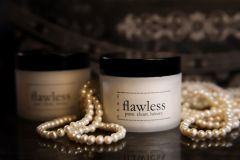 Flawless. Organic Face Moisturizer for Oily Skin.