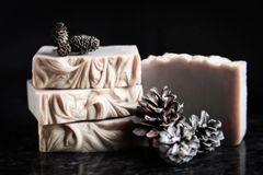 Pine Essential Oil Soap