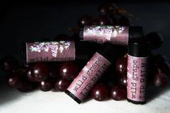 Organic Wild Grape Vegan Lip Balm .15 oz