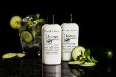 Cucumber Mint Shea Butter Lotion 4.75 oz, Vegan