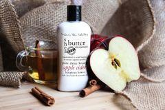 Organic Apple Cider Shea Butter Vegan Lotion, 4.75 oz