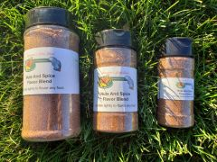 Bulk Nuts and Spice Flavor Blend