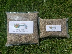 Hemp Seed-Small 5 ounces
