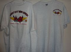 Chapter A Tee shirts