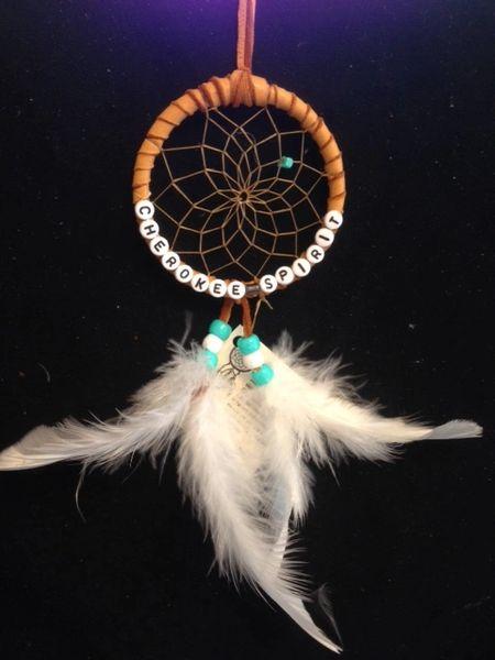 Cherokee Spirit Authentic Cherokee Dream Catcher