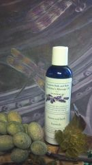 Massage Oil with Essential Oils, 4 oz