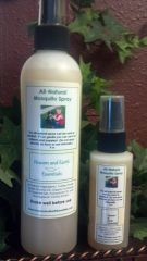 All-Natural Mosquito Spray, 8 oz
