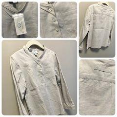 CdeC Gray Tunic Size:8,10