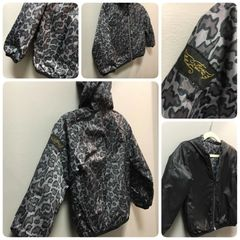 Finger in the Nose Reversible Wind Breaker Size:4-5