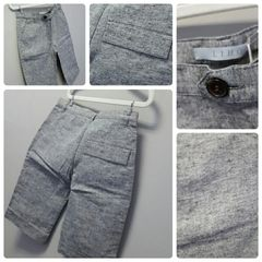 Liho Grey Bermuda Shorts Size:8