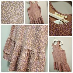 Soft Gallery Pure Leopard Dress Size:6