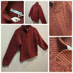 Martin Aranda T-Knot Sweater Size:4