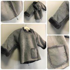Egg Baby Coat Size:18-24M, 3
