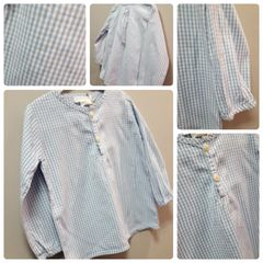 Serendipity Clear Blue Shirt Size:3