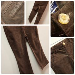 Kipp Brown Out Pants Size:3