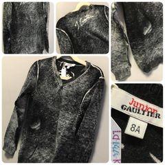 Junior Gaultier Riptide Sweater Size:8,10