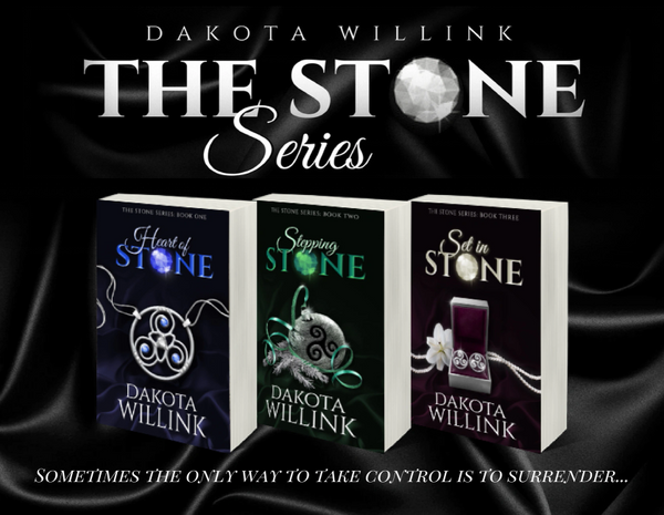 The Stone Series Trilogy Postcard