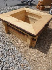 "42"" Pine Timber Panter Blox"