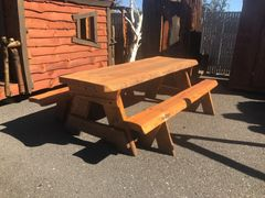 Picnic Table (detached benches)