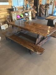 Small Picnic Table (in showroom)