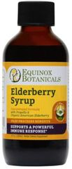 Elderberry Syrup Formula by Equinox Botanicals (4 fl. oz.) $14.99