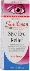"""""""Stye Eye Relief"""" Homeopathic Sterile Eye Drops (0.33 fl oz) by Similasan $9.99"""