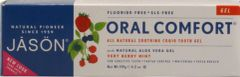 "Toothpaste ""Oral Comfort"" CoQ10 Gel Fluoride-Free, SLS-Free (4.2oz) by Jason Natural Products $6.99"