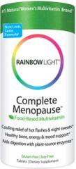 """Complete Menopause""™ Food Based Multivitamin (120 Tablets) by Rainbow Light $27.99"