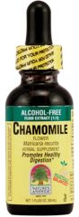 """Chamomile Flower"" Alcohol-Free Extract (1 oz) by Natures Answer $8.99"