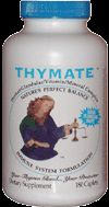 """Thymate"" Immune System Formula 180 Caps by Thymates Inc $43.99"