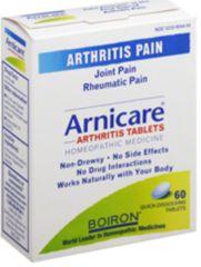 """Arnicare Arthritis"" Homeopathic (60 tabs) Boiron $8.99"