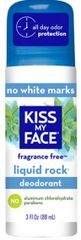 Deodorant Liquid Rock™ Roll-On - Aluminum & Paraben Free (3 fl oz) by Kiss My Face $4.99