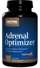 """Adrenal Optimizer""® (120 Tabs) Jarrow Formulas $17.99"
