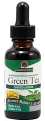 """Green Tea Leaf"" Extract - Alcohol Free (1 fl oz) by Nature's Answer $8.99"