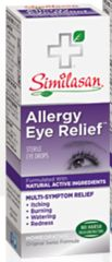 """Allergy Eye Relief""™ Eye Drops (0.33 fl oz) by Similasan $9.99"