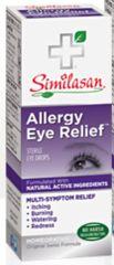 """""""Allergy Eye Relief""""™ Eye Drops (0.33 fl oz) by Similasan $9.99"""