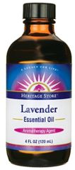 """Lavender"" Essential Oil (4oz) by Heritage Store $32.99"