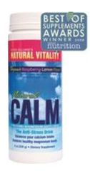 """Magnesium CALM"" Anti-Stress Drink-8 oz Powder by Natural Vitality $15.99"