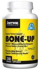 """Bone Up"" Superior Skeletal and Cardiovascular Health (240 Capsules) by Jarrow Formulas $20.99"