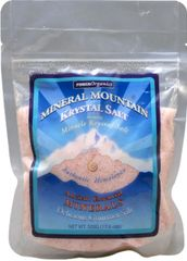 Himalayan Mineral Salt Fine Ground Bag (1.1lb) by Power Organics $8.99
