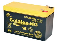 GT12080-HG - Premium Replacement Battery (3 Year Warranty) for PX12072 for AT&T Fiber, Centurylink and most other FTTH systems