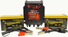 Goldtop Extended Power Kit for AT&T Fiber and CenturyLink and Most Other FTTH Systems