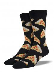 Crew Socks Mens PIZZA
