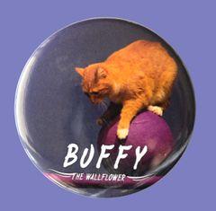 "Buffy, ""The Wallflower"" Button/Magnet"