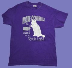 T-Shirt! More Cowbell with Tuna!