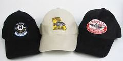 THE PAR PACKAGE - EMBROIDERED HATS FOR EACH Golfer! Pricing is per Golfer! FREE SHIPPING!!